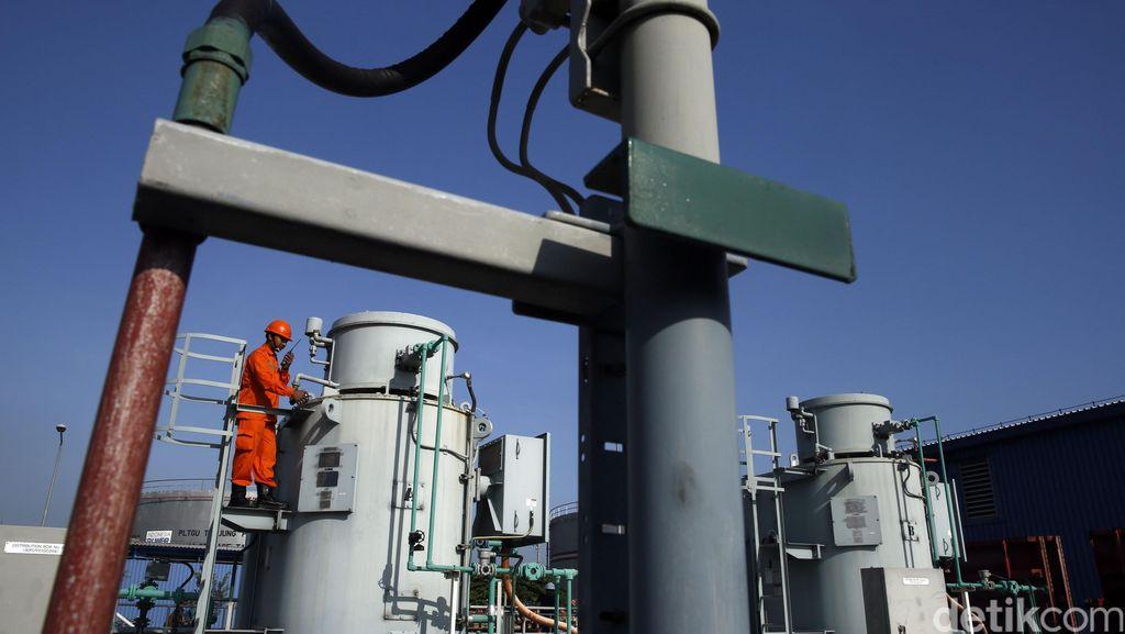 PLN Minta Biaya Distribusi Gas ke PLTGU Belawan Dipangkas 50%