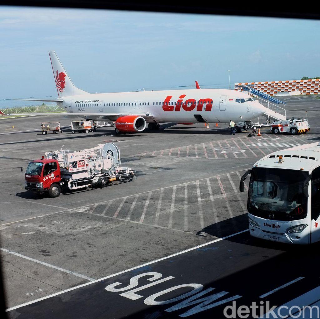 Bercanda Bawa Bom, Penumpang Lion Air di Pekanbaru Gagal Berangkat
