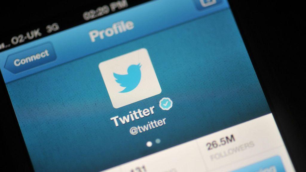Kepak Sayap Twitter Melambat