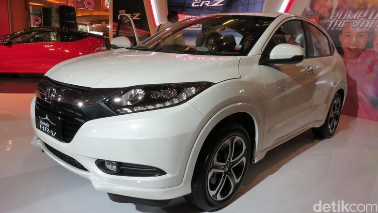 Honda Siapkan Penyegaran HR-V