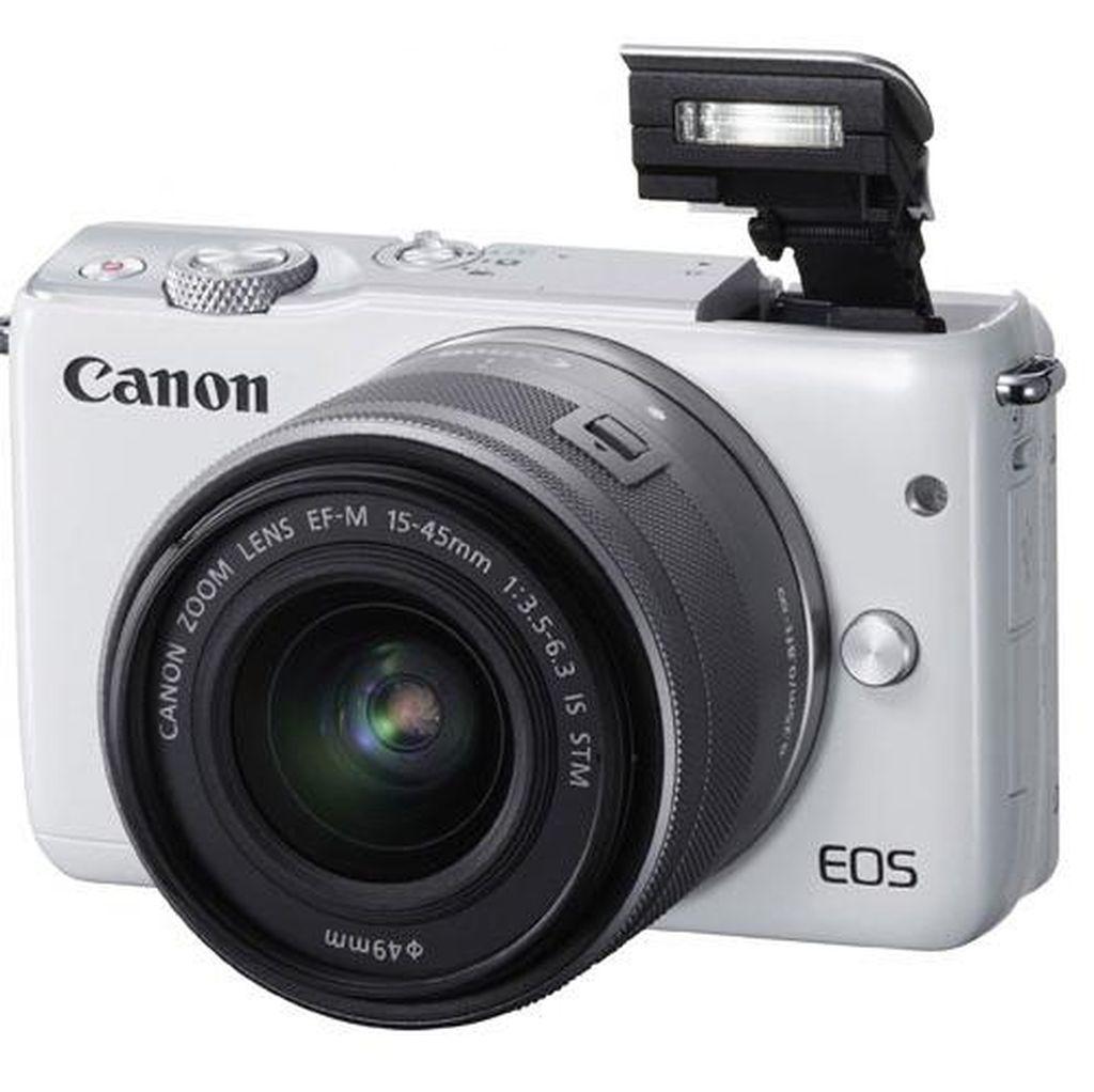 Canon M10: Mirrorless Low End yang Tak Bisa Diremehkan