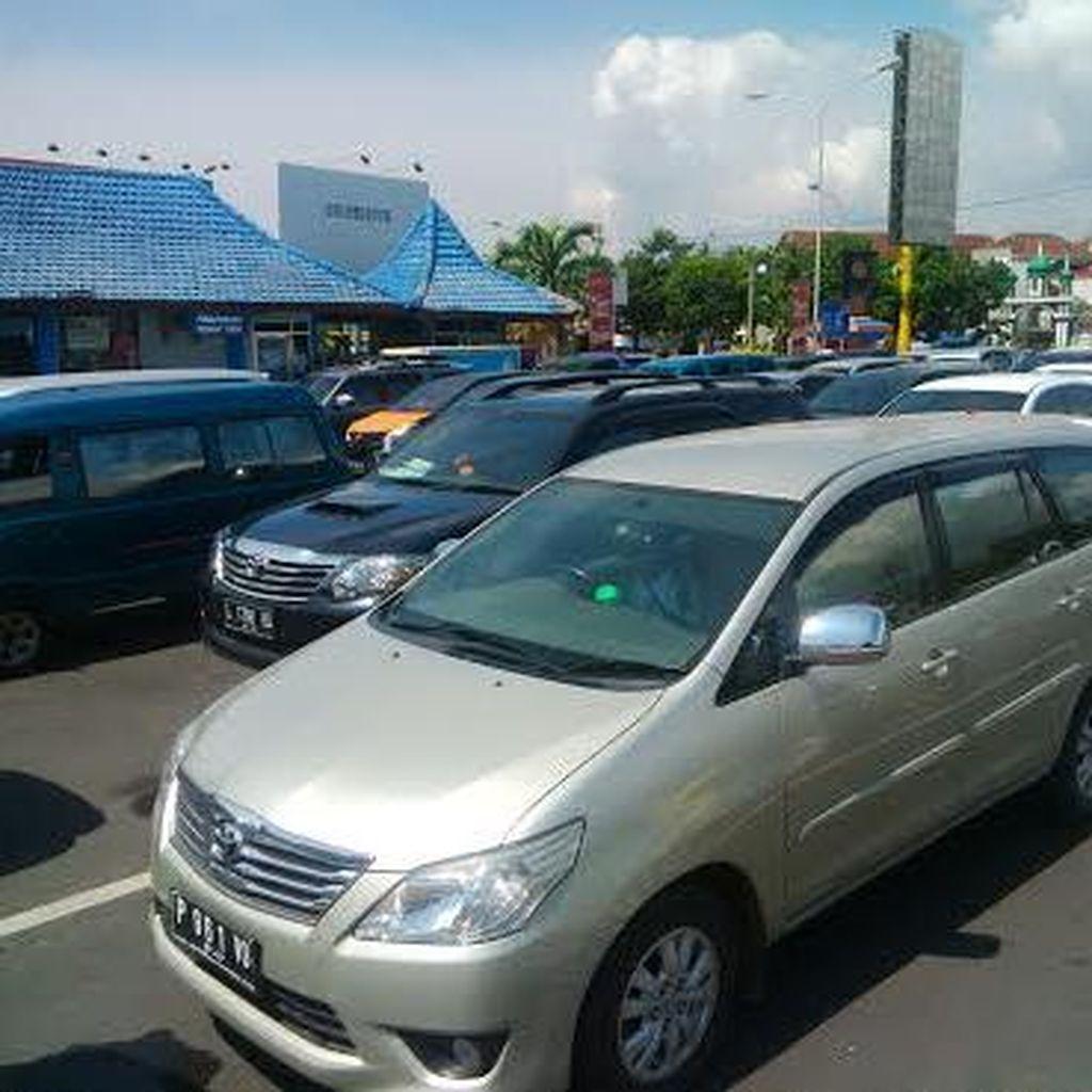 Jelang Nyepi, Penyeberangan di Pelabuhan Ketapang Naik 5 Persen