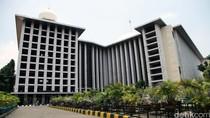 Istiqlal Buka Bazar dan Bagi 3 Ribu Takjil Tiap Hari Saat Ramadan