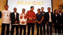 Majukan PKL Kuliner Jakarta, Komunitas ini Luncurkan #KAKI5JKT