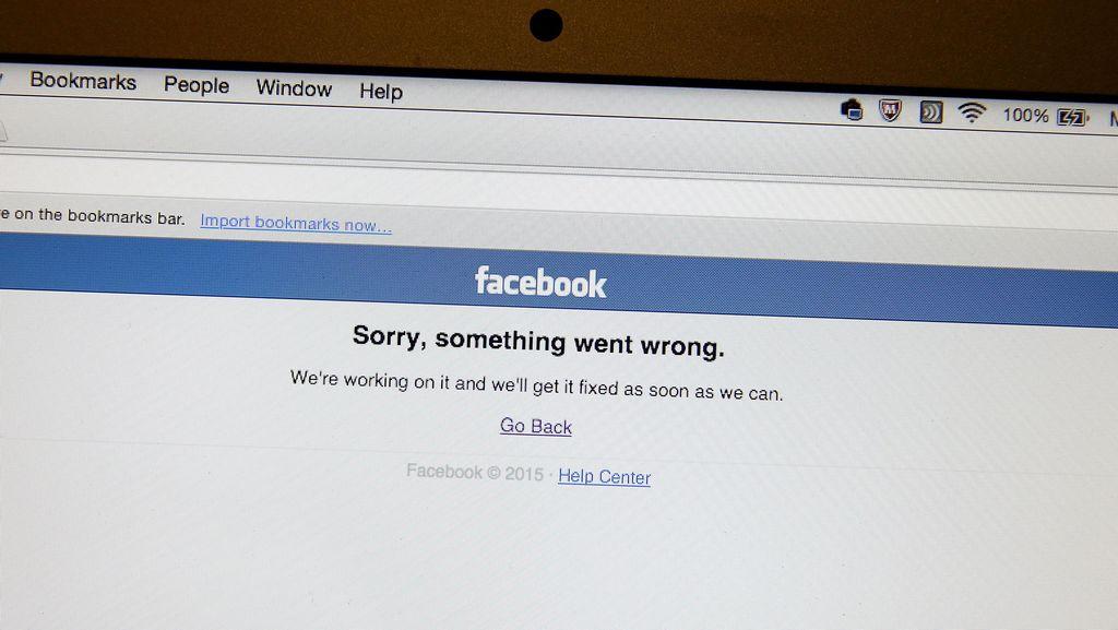 Bersih-bersih Berita Hoax, Facebook Hapus Ribuan Akun