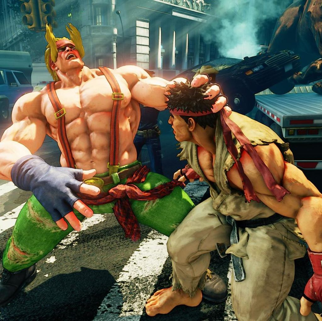 Street Fighter IV: Champion Edition Siap Adu Jotos di iOS
