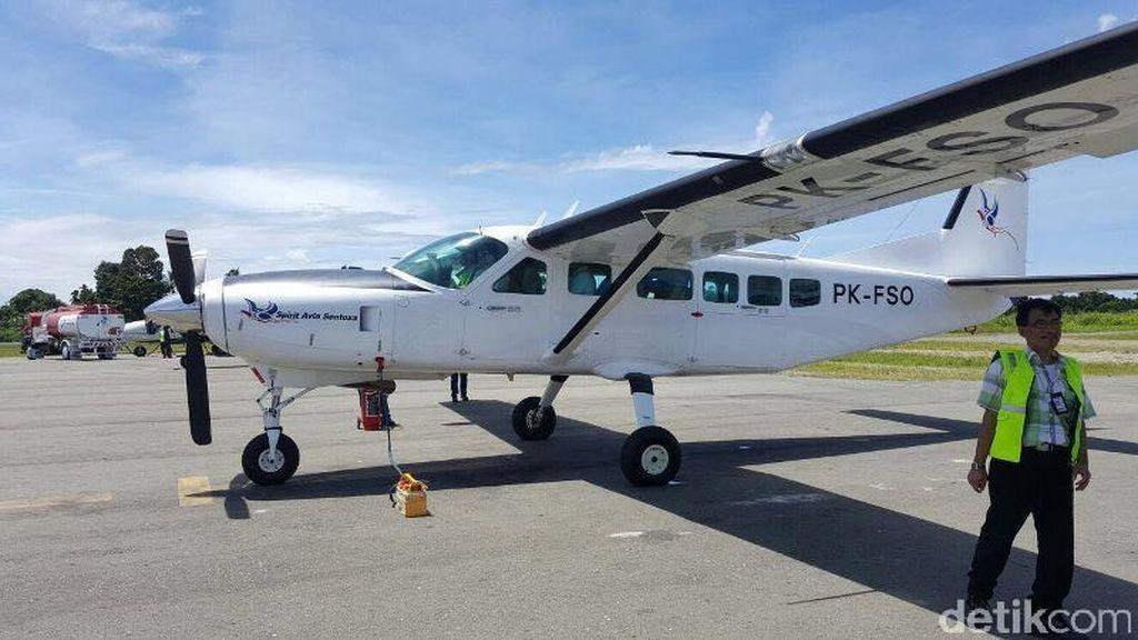 Maskapai SAS Gantikan Peran Merpati di Langit Papua