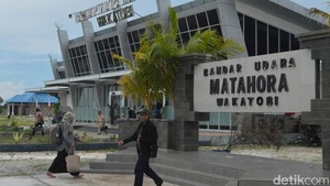 Keren! Ini Wajah 5 Bandara Pintu Masuk ke Lokasi Wisata RI