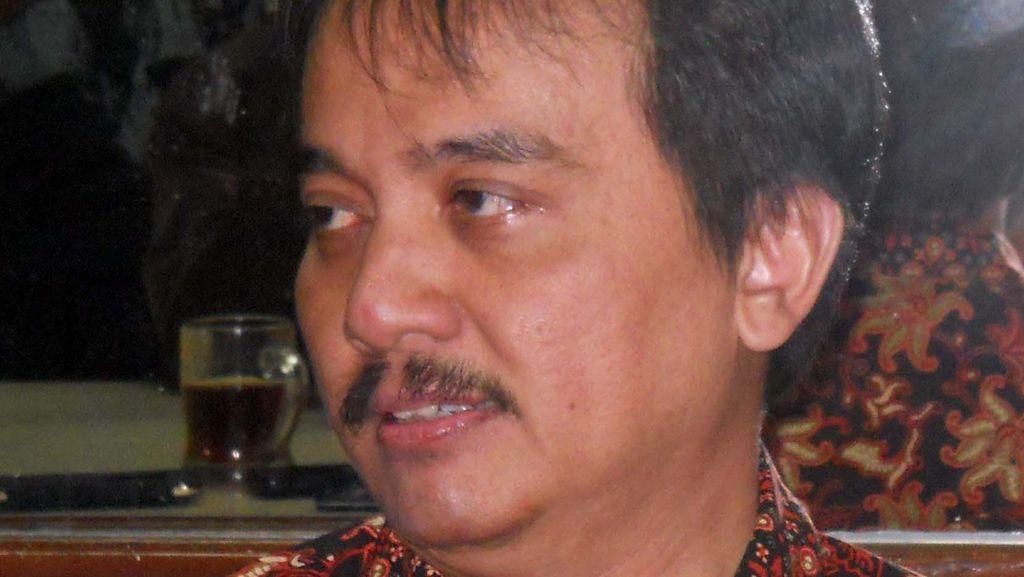 Roy Suryo Minta Menpora Taati Putusan MA