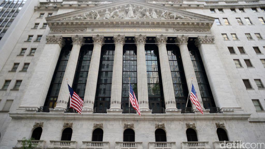 S&P 500 Cetak Rekor Pasca Pertemuan The Fed