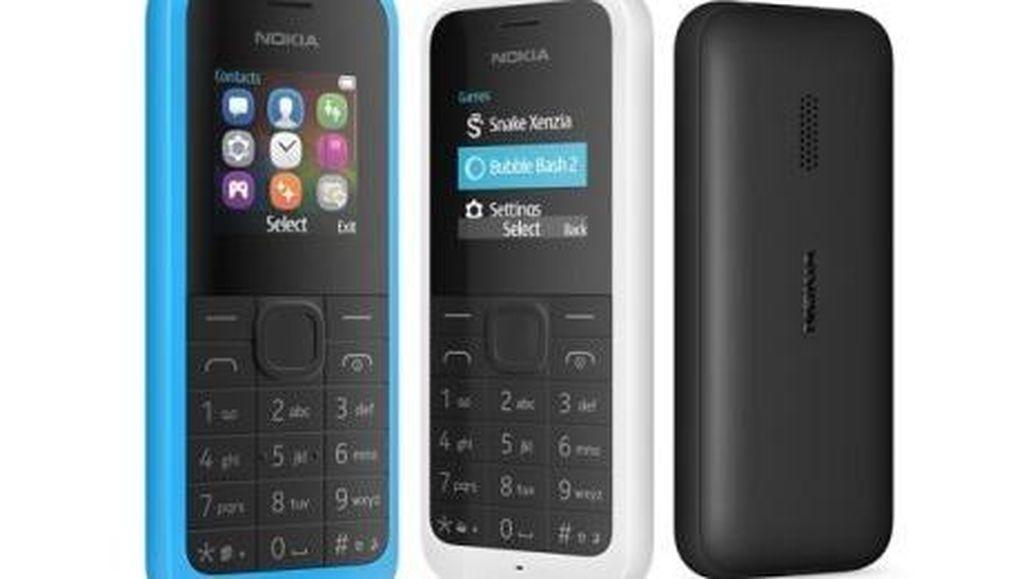 Nokia 105 Jadi Ponsel Favorit ISIS
