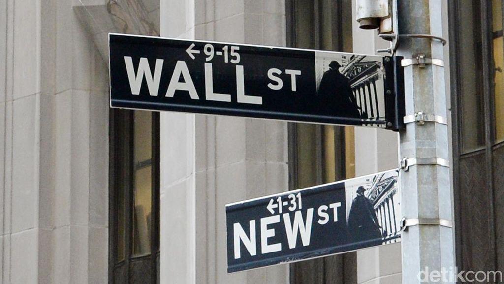 Trump Effect Bikin Wall Street Cetak Rekor 5 Hari Berturut-turut