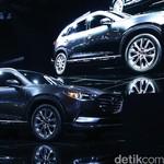 Mazda Siap Boyong SUV Kelas Berat CX-9