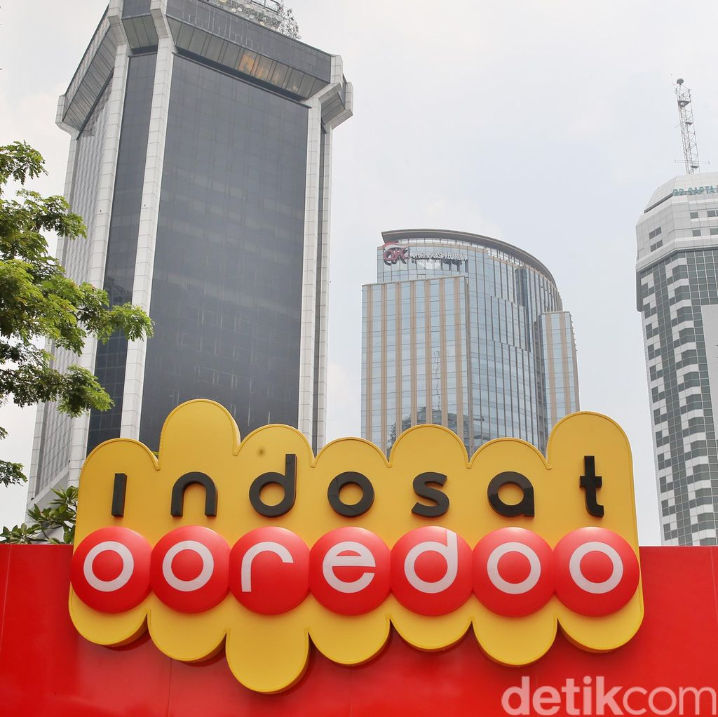 Pelanggan Indosat Tumbuh Jadi 95,6 Juta