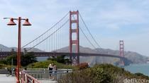 Jembatan Indah Ini Malah Jadi Spot Bunuh Diri di Amerika