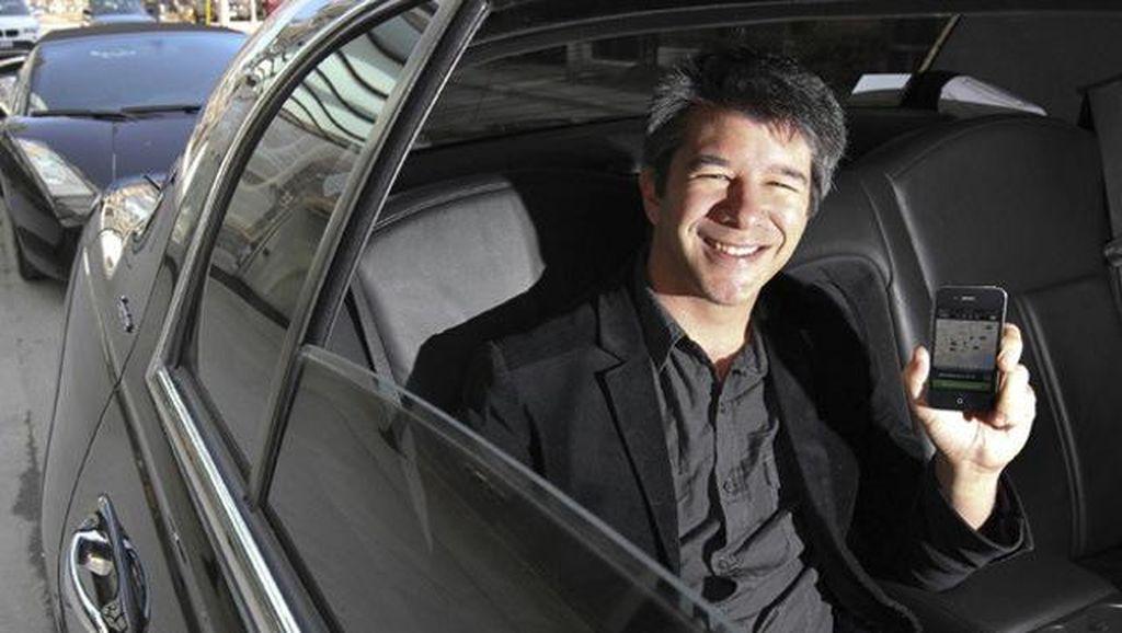 CEO Uber Mengundurkan Diri