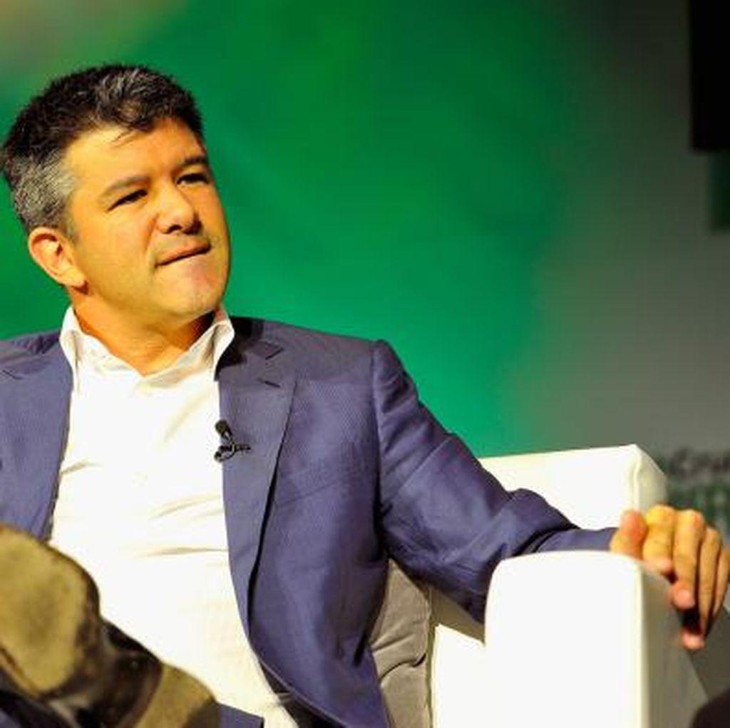 Pendiri Uber Sudah Jatuh Tertimpa Tangga