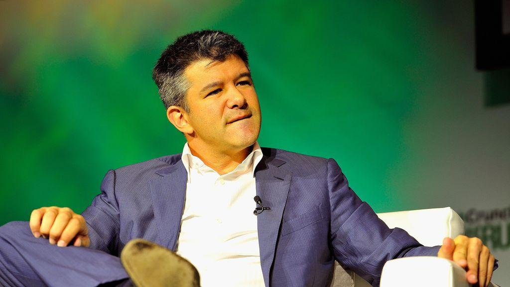 Deretan Petinggi Uber yang Memutuskan Pergi
