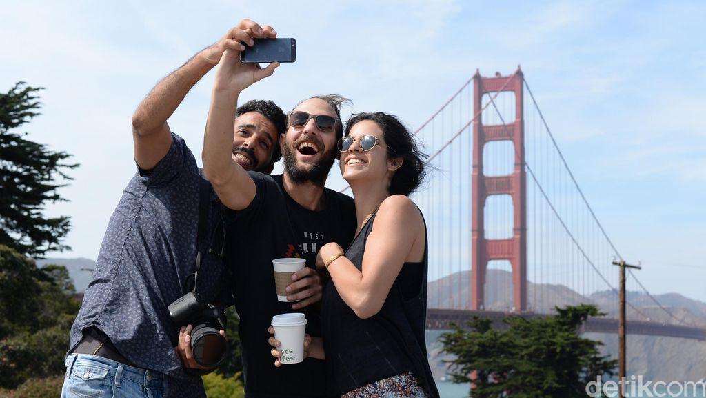 Selfie Terbodoh Kembali Makan Korban