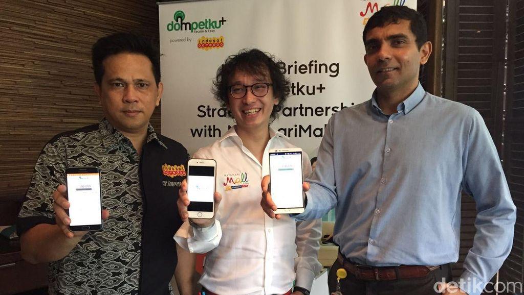 Dompetku+ Indosat Coba Usik PayPal