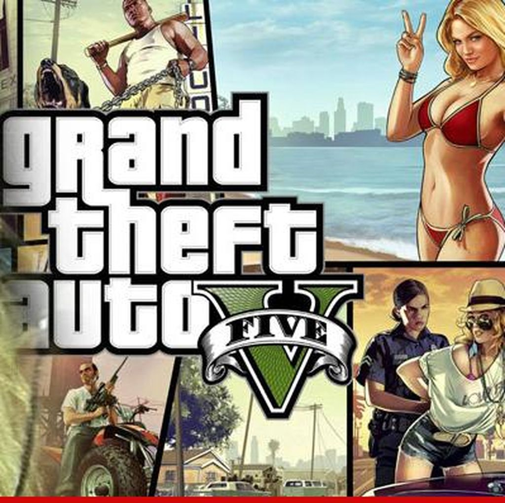 Kisah Fenomenal Game Kontroversial Grand Theft Auto