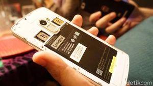 Setiap Detik, Empat Ponsel Lenovo Laku Terjual