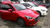 Mazda 2 sudah Diantar, Terima kasih Mazda MT Haryono