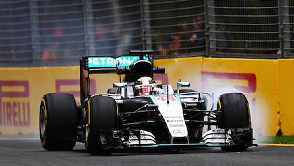 Mulai GP China, Kualifikasi F1 Kembali ke Format Tahun Lalu