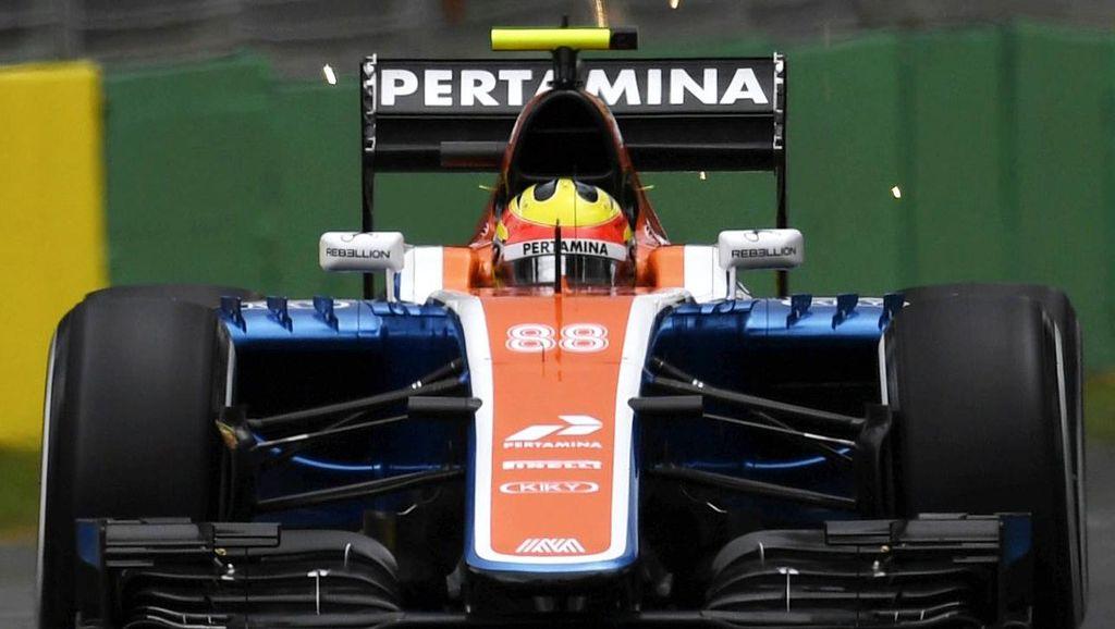Rio Haryanto Mulai Beraksi di Lintasan Formula 1