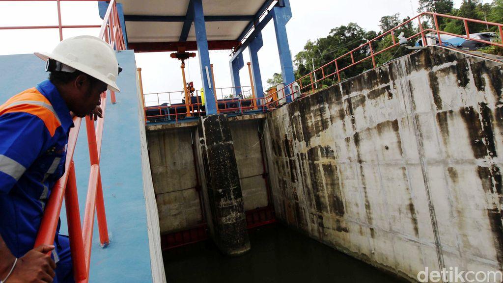 Sungai Kayan di Kaltara Bisa Hasilkan Listrik 9.000 MW