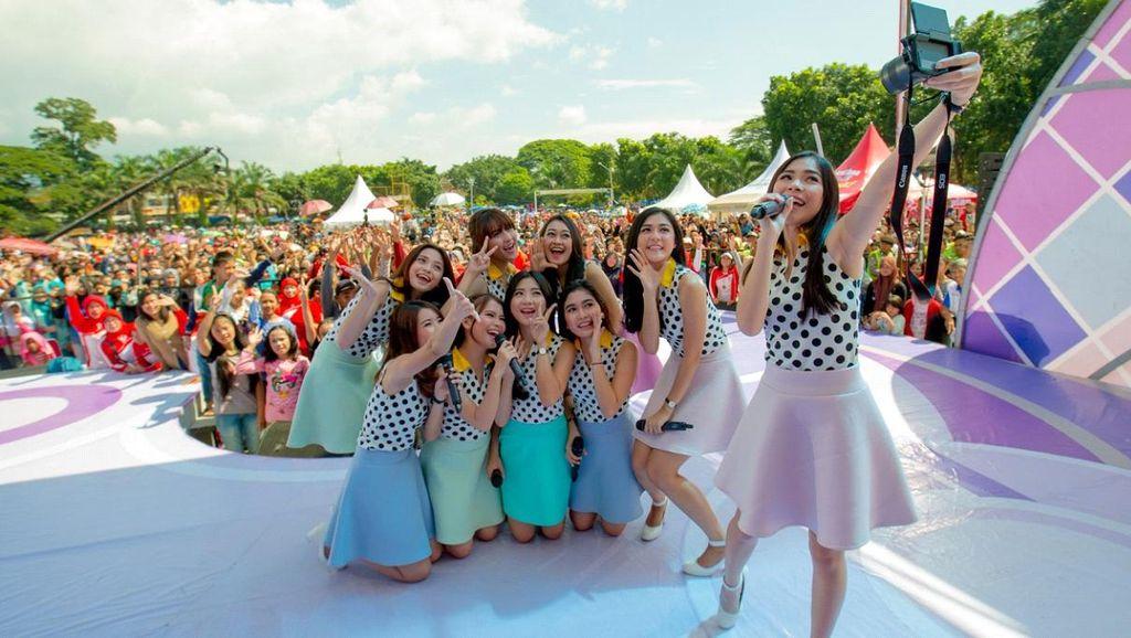 Mirrorless Canon Ikut Tur Cherrybelle di 5 Kota
