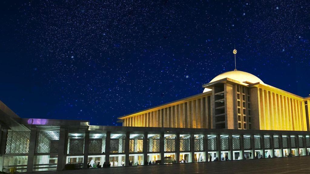 Pesona 6 Masjid Agung Indonesia, Cantik Bukan Main