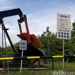 Produksi Minyak Pertamina Capai 337.000 Barel/Hari