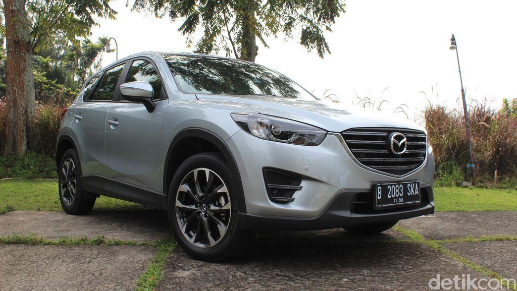 Kupas Tuntas Fitur dan Teknologi Canggih Mazda CX-5