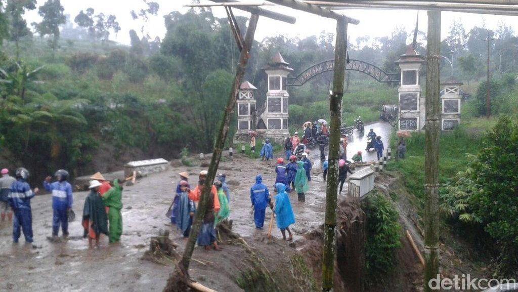 Diterjang Banjir Bandang, Magelang Tanggap Darurat 7 Hari