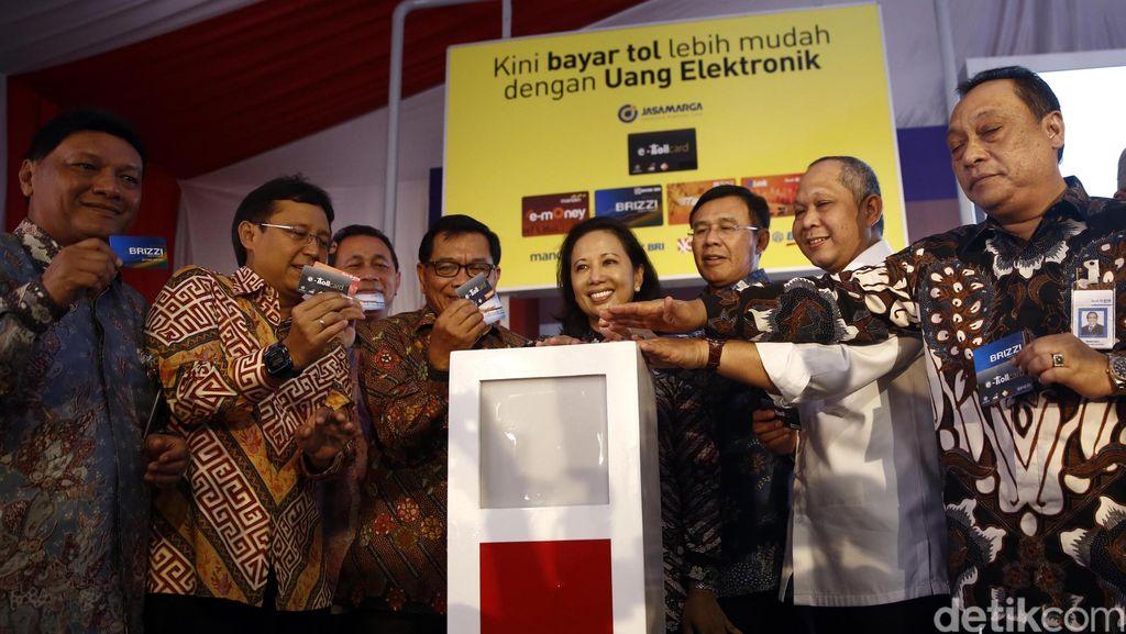 4 Bank BUMN Launching e-Payment Toll