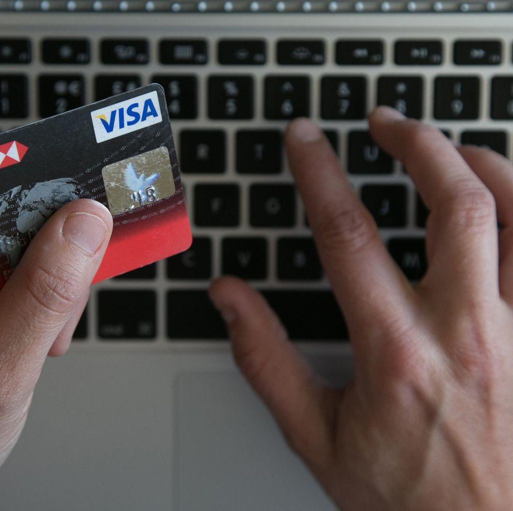 Belanja Online Aman dengan Kartu Kredit, Begini Caranya
