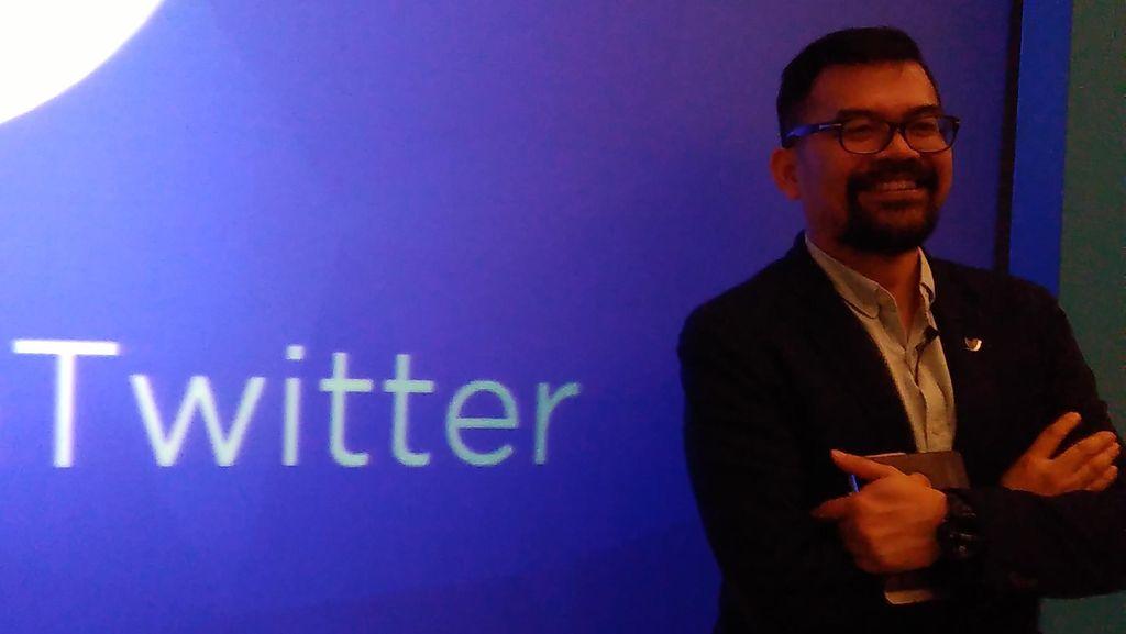 Bos Twitter Indonesia Mengundurkan Diri