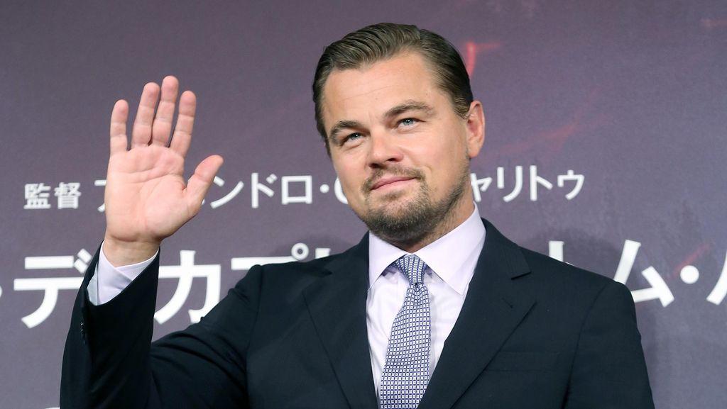 Leonardo DiCaprio Peduli Hutan Aceh