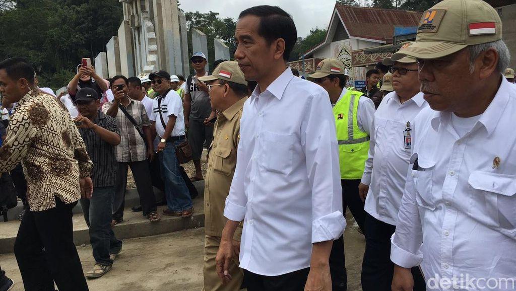 Jokowi: SDM Proyek Masela Harus Diambil dari Maluku