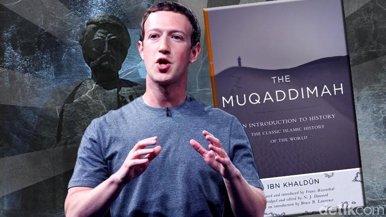 Tak Hanya Dibaca Zuckerberg, Buku The Muqaddimah Juga Laris di Indonesia