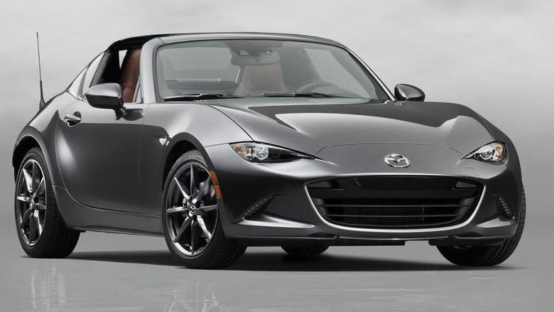 4 Kejutan dari Mazda Sampai Tahun Depan