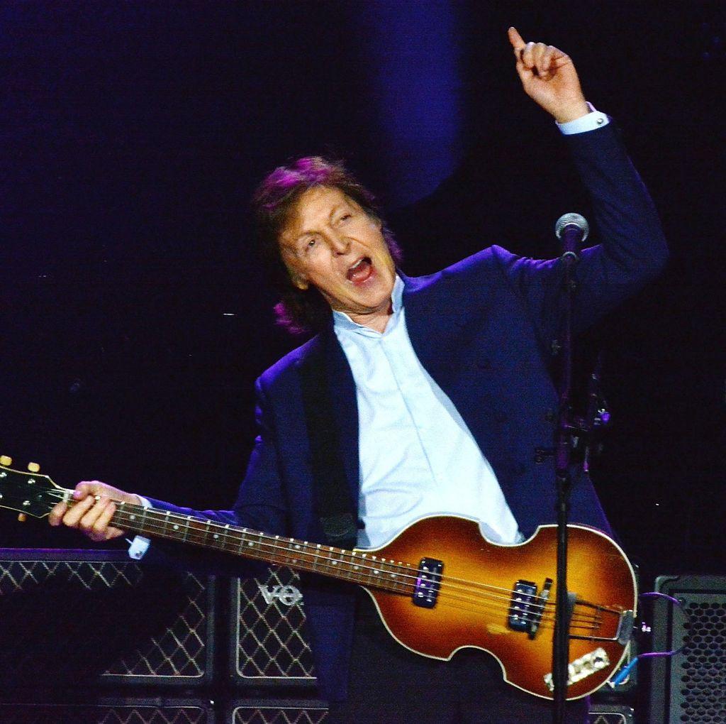 Siap-siap! Paul McCartney dan Ringo Starr Garap Musik Bareng Lagi
