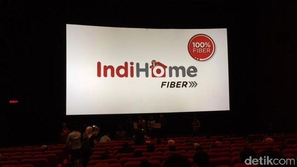 11.876 Rumah di Papua Andalkan Koneksi Indihome Fiber