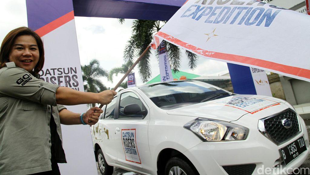 Datsun Riser Expedition Sumatera Etape 4 Dimulai