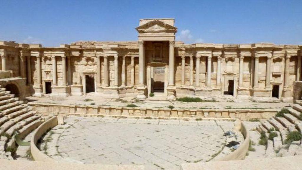 Hancurnya Warisan Dunia Kota Palmyra