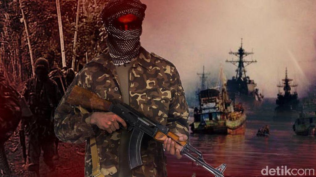 Militer Filipina Selamatkan 3 Sandera Abu Sayyaf Asal Malaysia