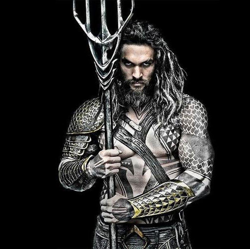 Penampakan Pertama Amber Heard Syuting Aquaman
