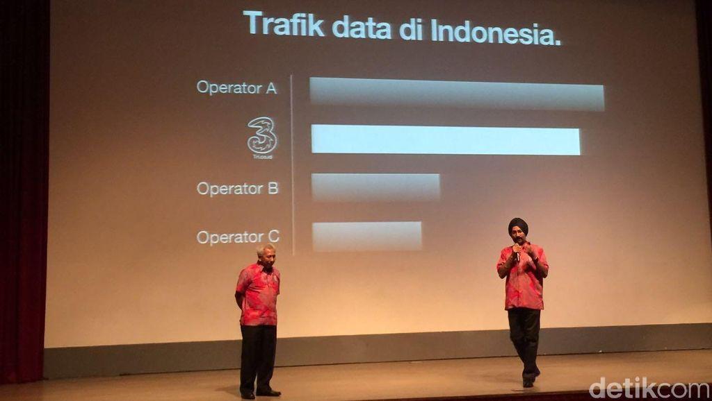 Bisnis Digital: Indosat Menyerah, Tri Maju Terus