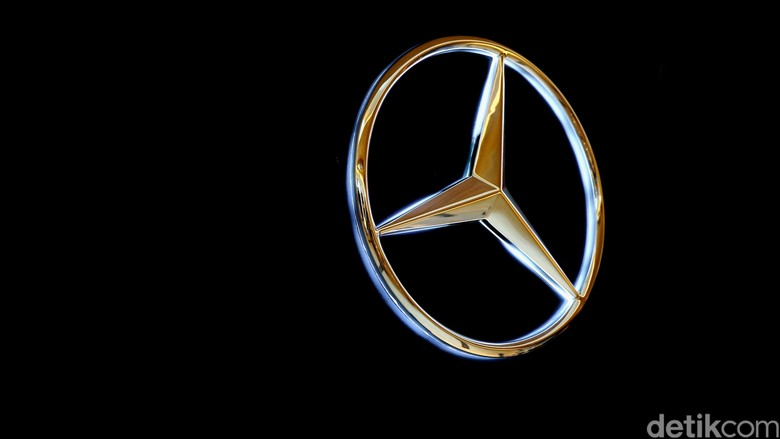 Setengah Tahun, 1,1 Juta Mobil Baru Mercy Tersebar di Dunia